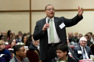 Image of Gordon Bryan at the 2015 Advancing Diversity Workshop