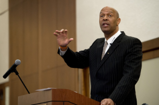 Robinson Keynote for the 2015 Advancing Diversity Conference