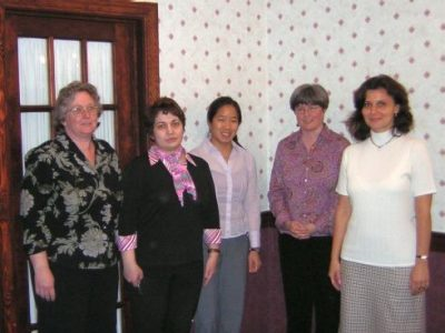 2004-05 research seed grant recipients